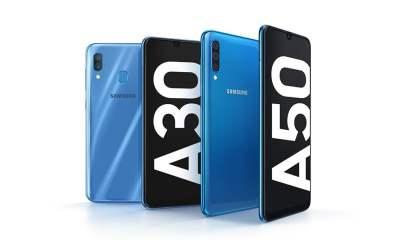 Samsung Galaxy A30 & Galaxy A50 officially announced 50