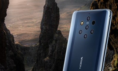 Nokia 9 PureView launched at MWC with 5 rear cameras 9