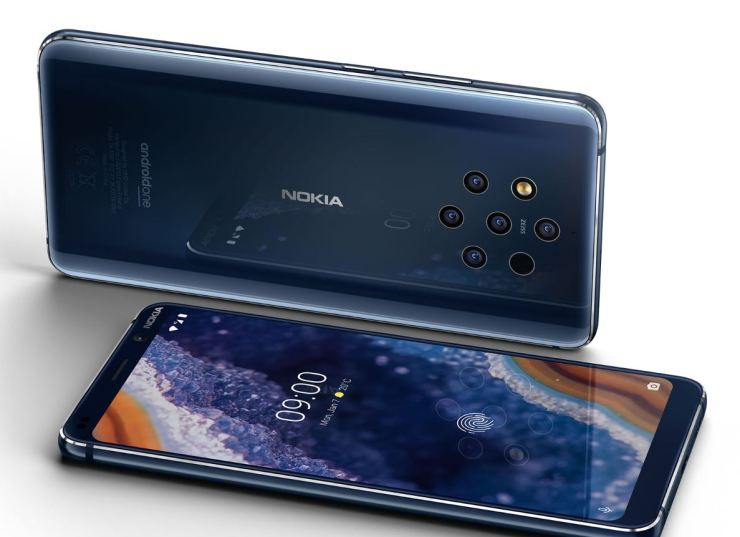 Nokia 9 PureView launched at MWC with 5 rear cameras 2