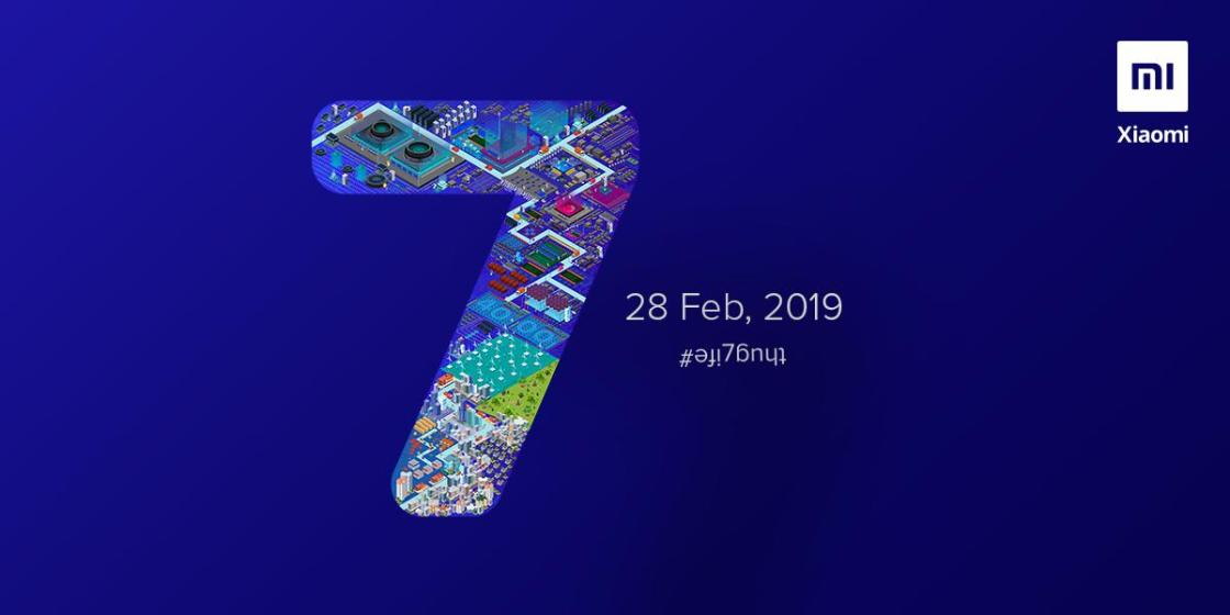 Xiaomi Redmi Note 7 launching in India on February 28