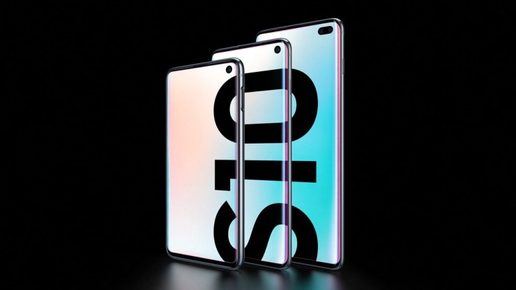 Download Samsung Galaxy S10 Stock Wallpapers - ZIP File Included 1