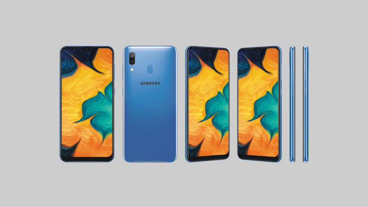 Samsung Galaxy A10, A30 & A50 officially launched in India 5