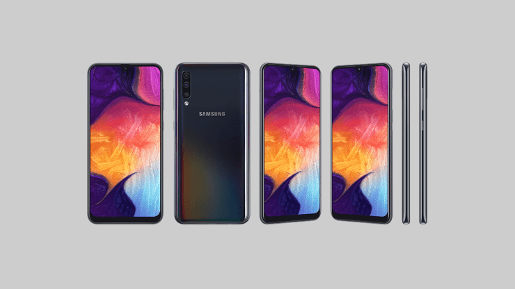 Samsung Galaxy A10, A30 & A50 officially launched in India 7