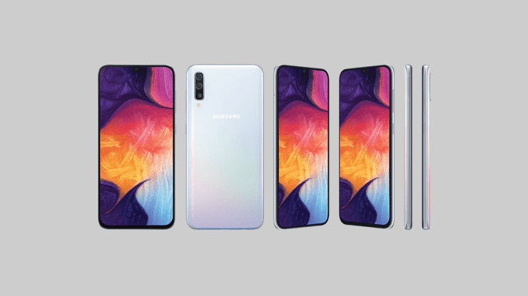 Samsung Galaxy A10, A30 & A50 officially launched in India 9