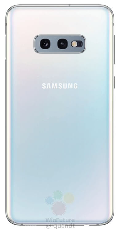 This is the Samsung Galaxy S10E - Samsung's reply to the iPhone XR 11