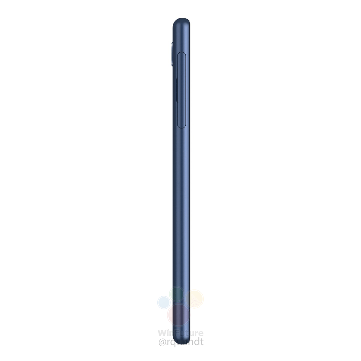 Press Renders: This is the Sony Xperia XA3 with that long 21:9 display 11