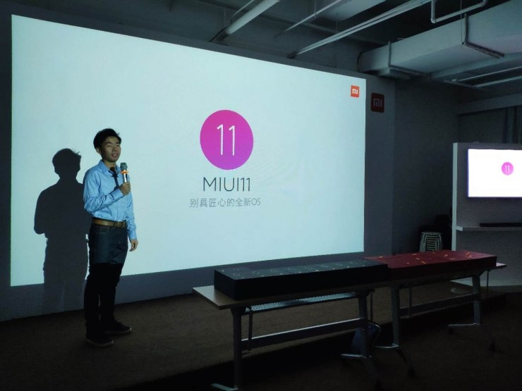 The next version of MIUI is already in the works