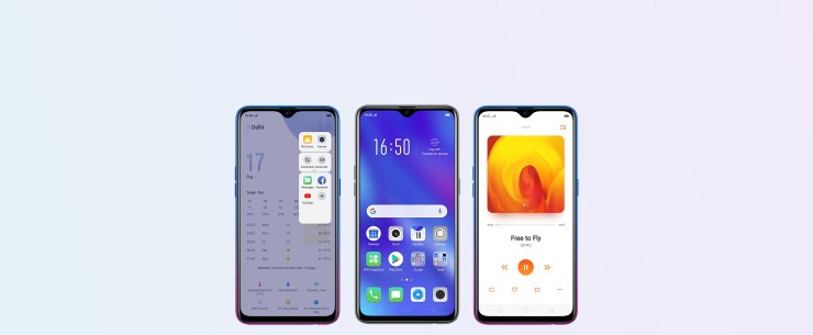 Oppo K1 is the cheapest phone with in-screen fingerprint scanner 5