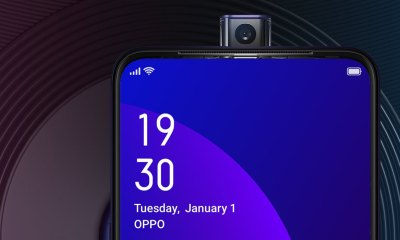 Oppo F11 Pro with pop-up selfie camera & Helio P70 launched in India 28