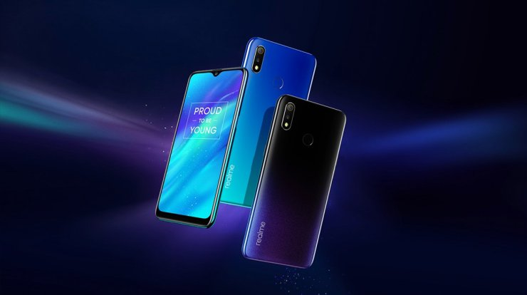 Realme 3 launched in India with Helio P70, price starts at Rs 8,999 1