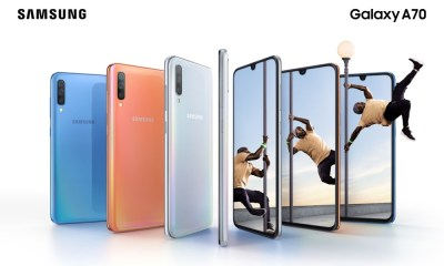 Samsung Galaxy A70 announced with triple cameras & 4,500mAh battery 3