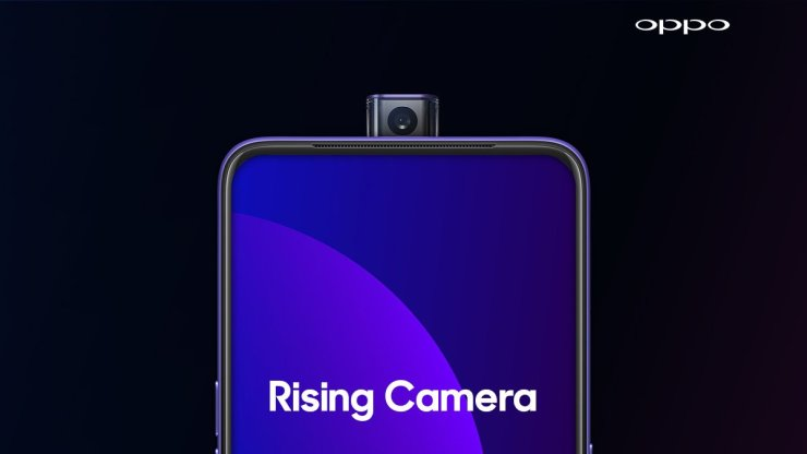 Oppo F11 Pro with pop-up selfie camera & Helio P70 launched in India 6