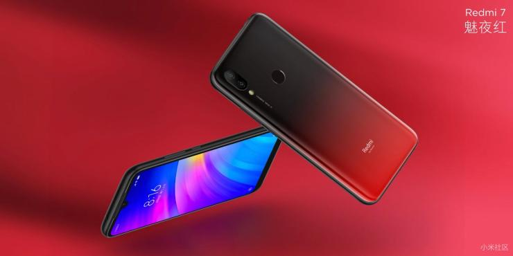 Redmi 7 launched in China with Snapdragon 632 & dual cameras 1