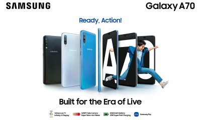 Samsung Galaxy A70 launched in India at Rs 28,990 14