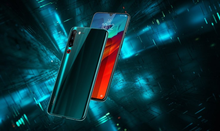 Lenovo Z6 Pro launched with Snapdragon 855 & Quad rear cameras 2