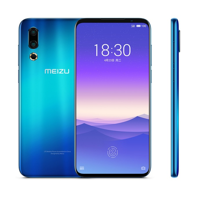 Meizu 16s goes official with Snapdragon 855 & 48MP rear camera 1