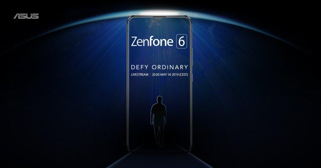 Asus Zenfone 6 Teaser