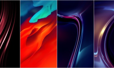 Download Lenovo Z6 Pro Stock Wallpapers - ZIP File Included 1