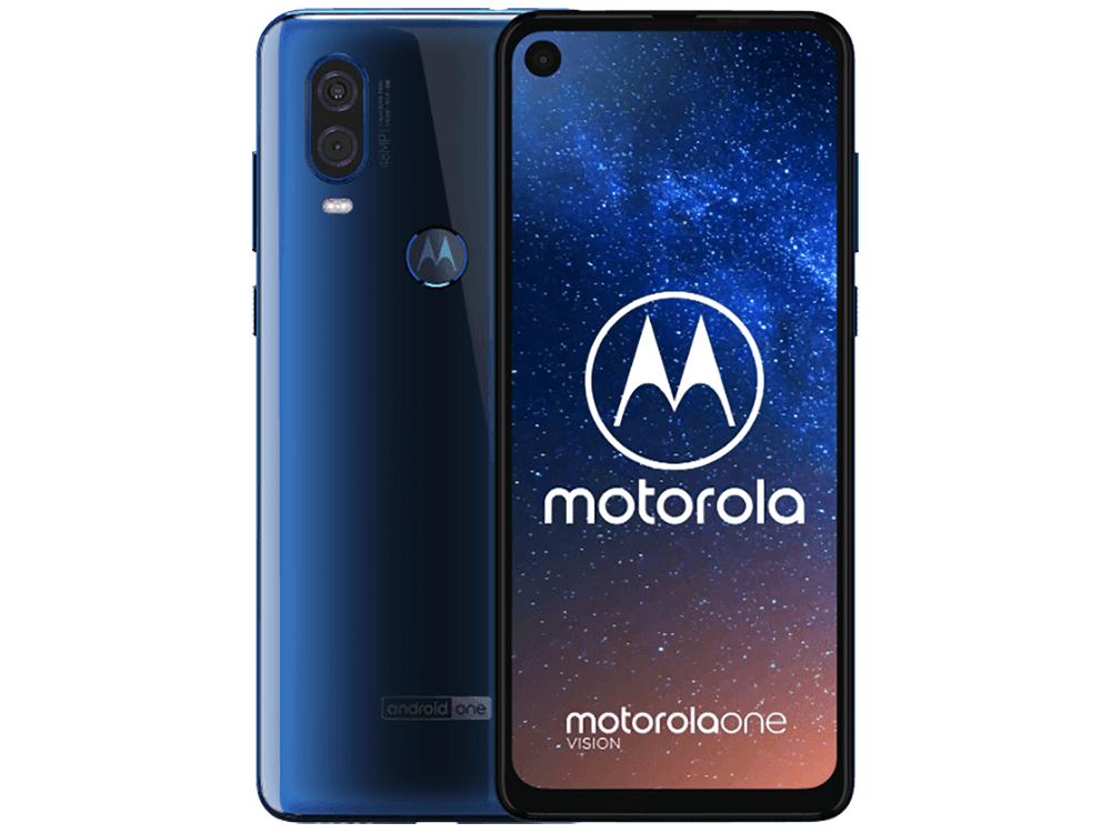 Motorola One Vision in Blue & Bronze Brown leaks in press renders 11
