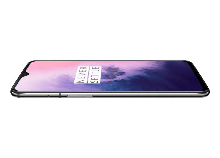 OnePlus 7 (non-Pro) press renders reveal waterdrop notch & dual cameras 4