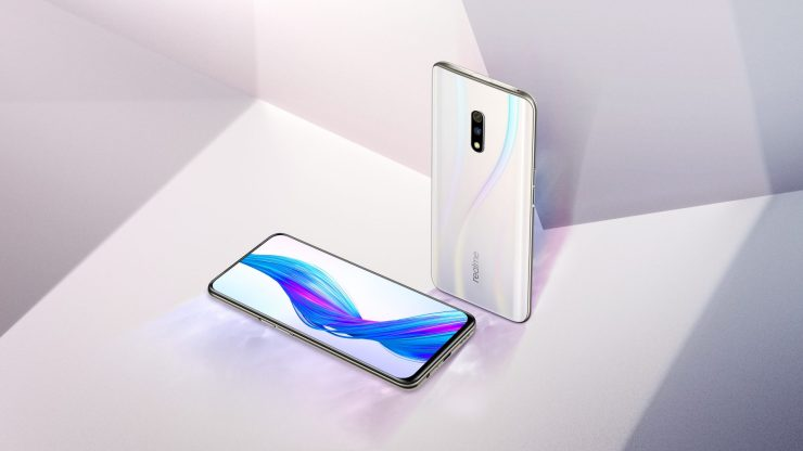 Realme X official with Snapdragon 710 & pop-up selfie camera 2