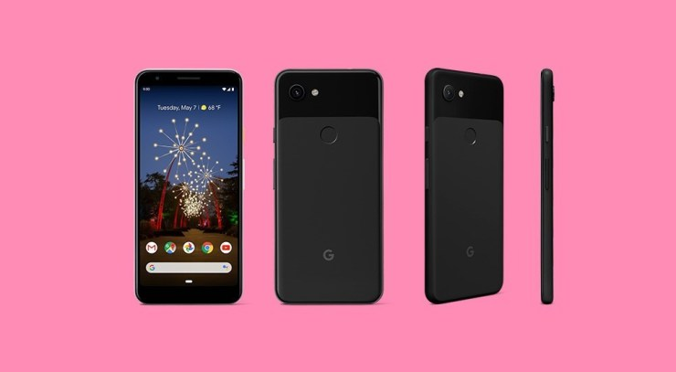 Google Pixel 3a full specs - Snapdragon 670, OLED screen & more 8