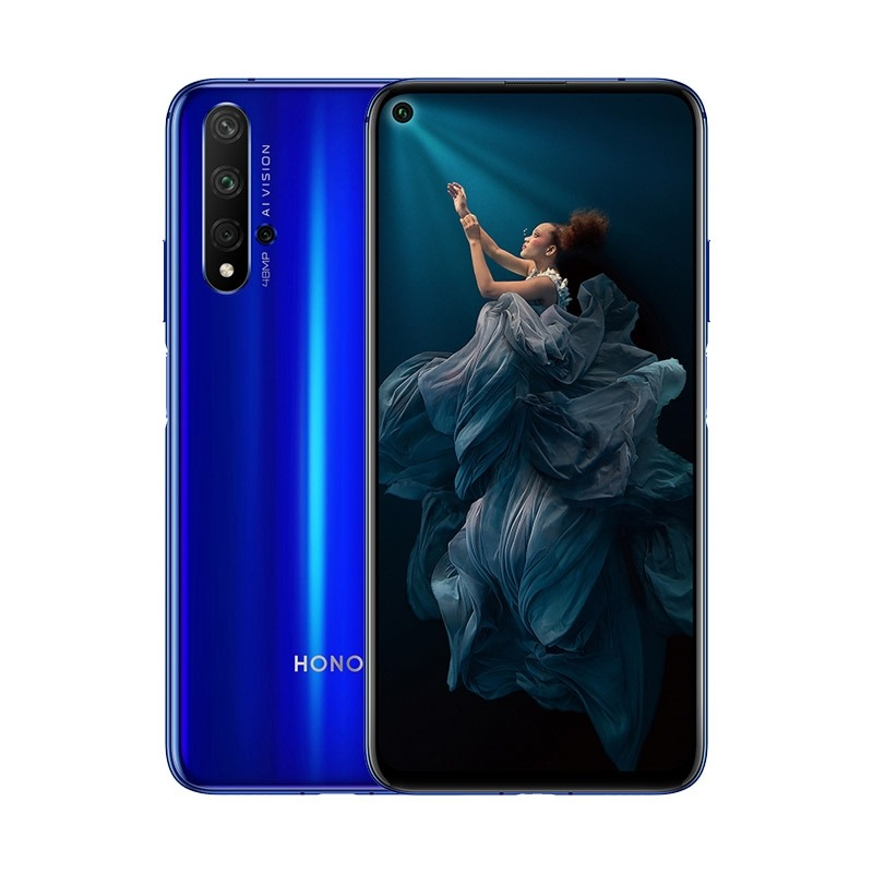 Honor 20, Honor 20 Pro & Honor 20i launched in India 2