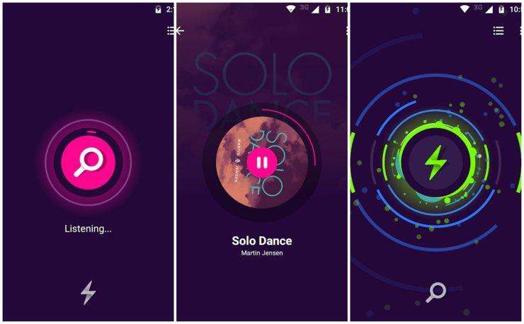 Beatfind Song Finder App