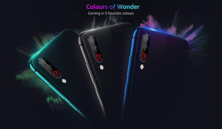 LG W series phone launching in India soon with triple cameras 1