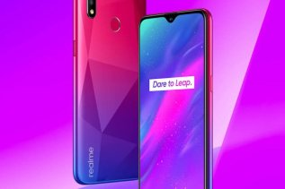 Realme 3 Diamond Red Color Option