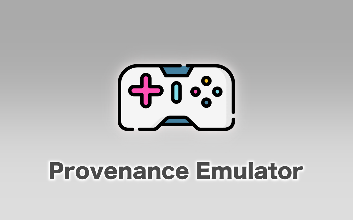 How To Download Provenance Emulator On IOS 13