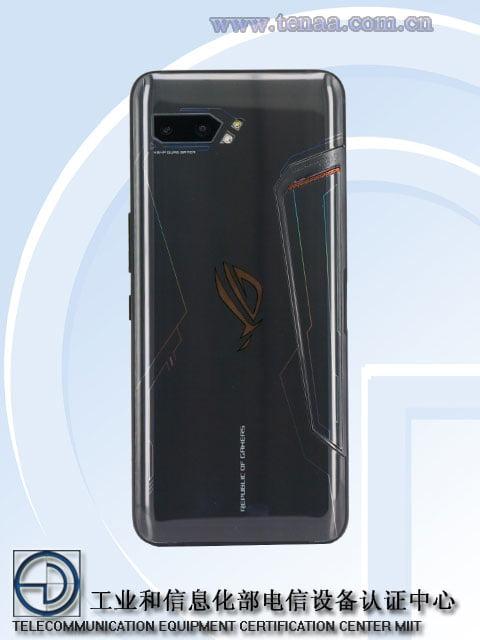 Asus ROG phone 2 TENAA 1