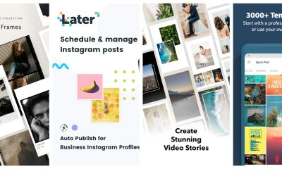 Best Instagram Story Template Apps