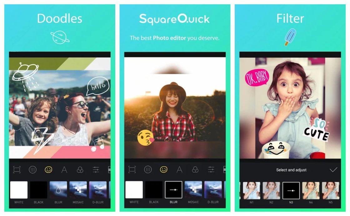 square pic app