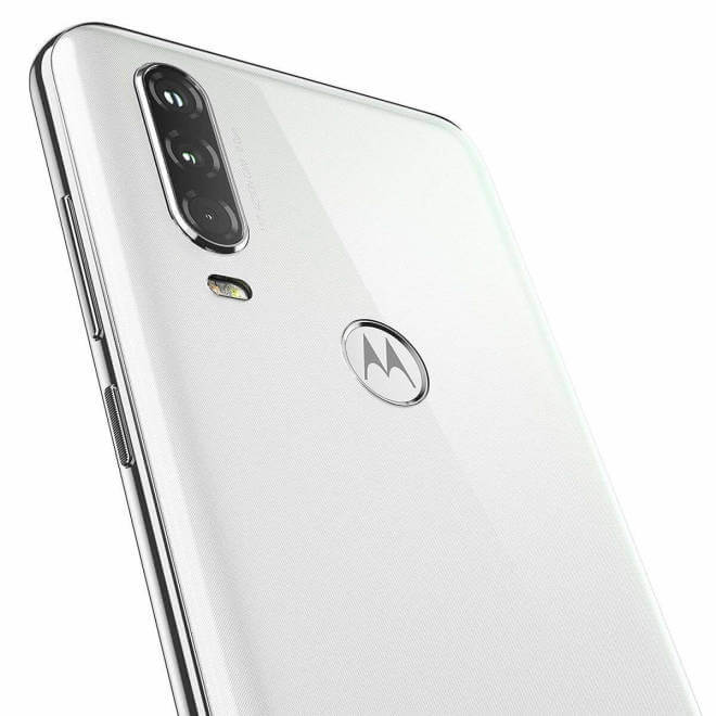 Motorola One Action has triple rear cameras