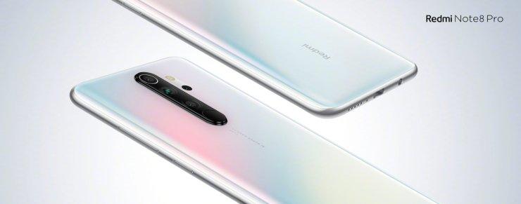 Redmi Note 8 Pro Design