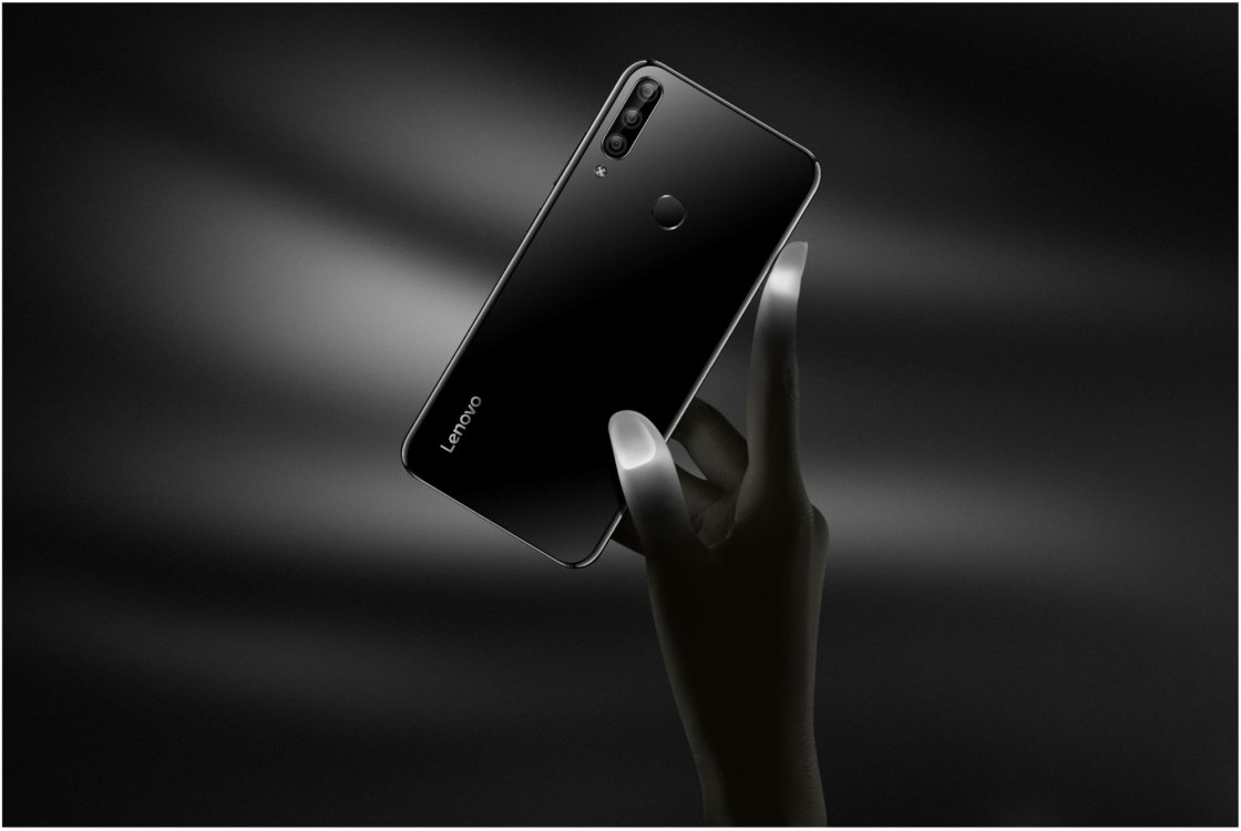 Lenovo K10 Plus in Black Color