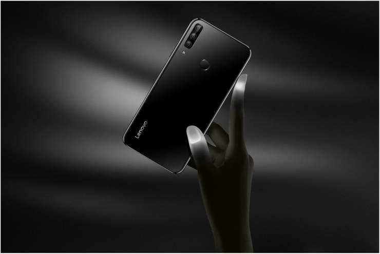 Lenovo K10 Plus in Black Color