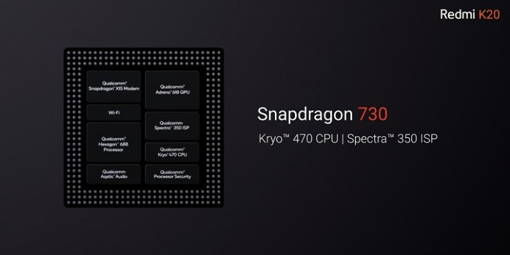 Snapdragon 730 is fourth most powerful Qualcomm chipset