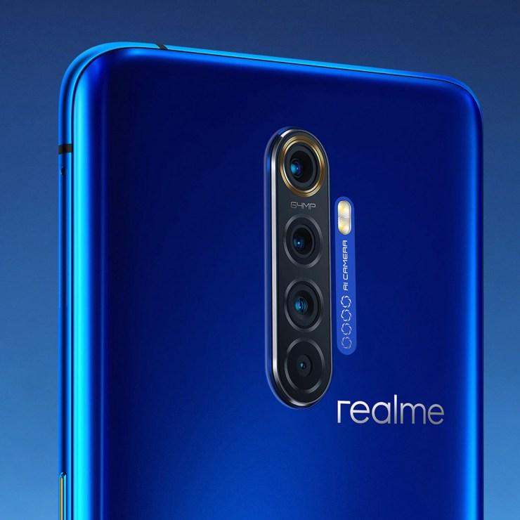 Realme X2 Pro Quad Cameras