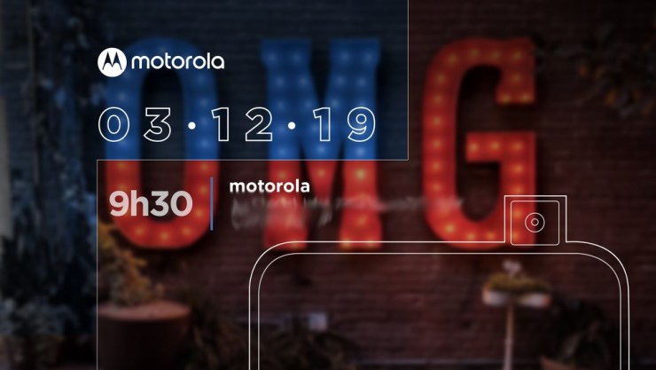 Motorola One Hyper Launch Date