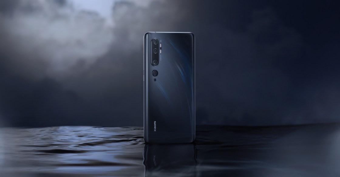 Xiaomi Mi CC9 Pro Cameras
