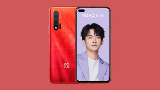 Huawei Nova 6 5G
