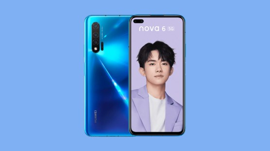 Huawei Nova 6 5G 3