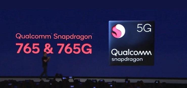 QUALCOMM SNAPDRAGON 765G VS SNAPDRAGON 855