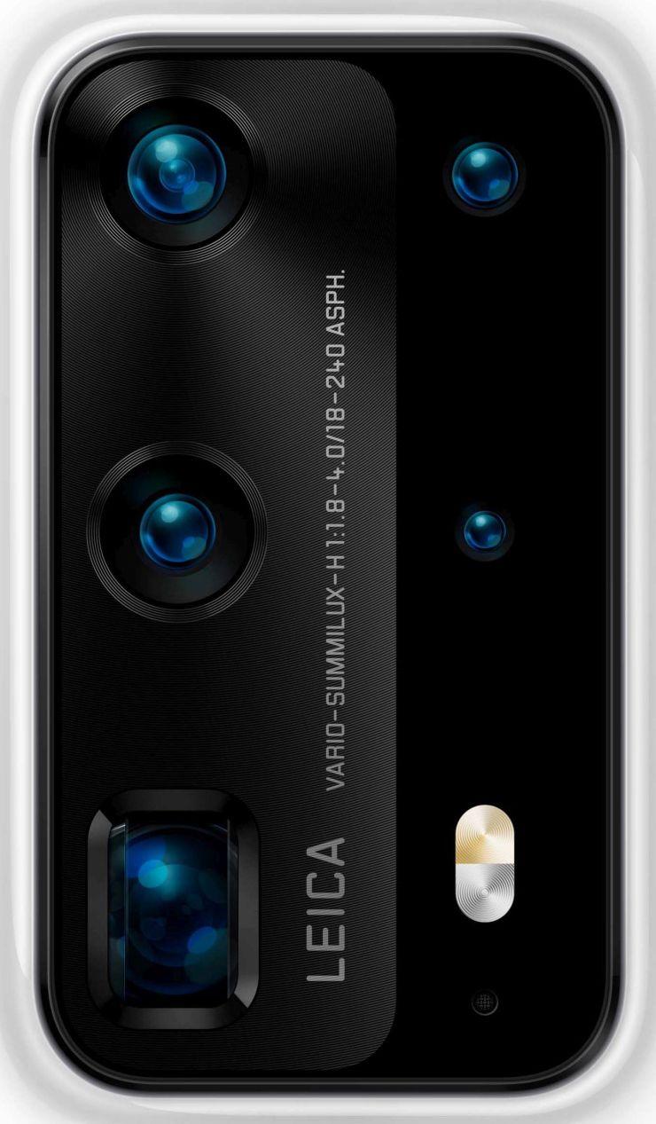 Huawei P40 Pro Penta Camera Setup