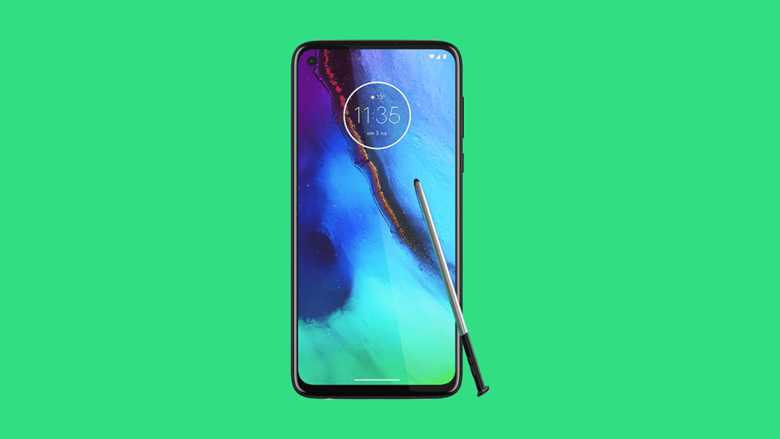 Upcoming Motorola Phone with a Stylus