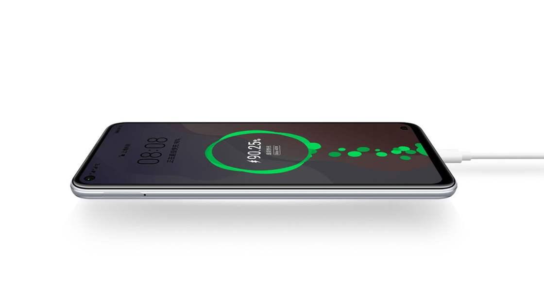 Huawei Nova 7 SE Charging