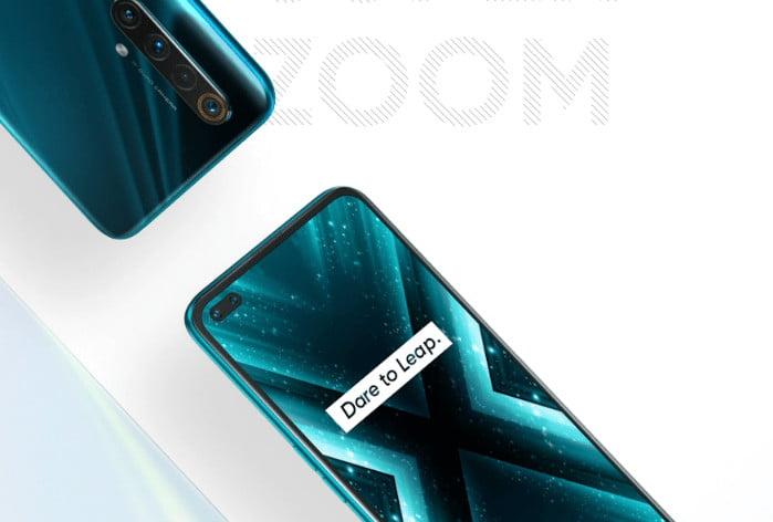 Realme X3 SuperZoom Display