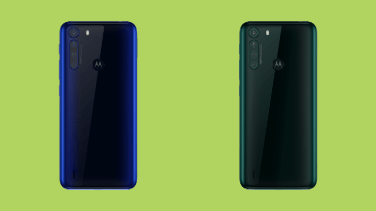 Motorola One Fusion Camera
